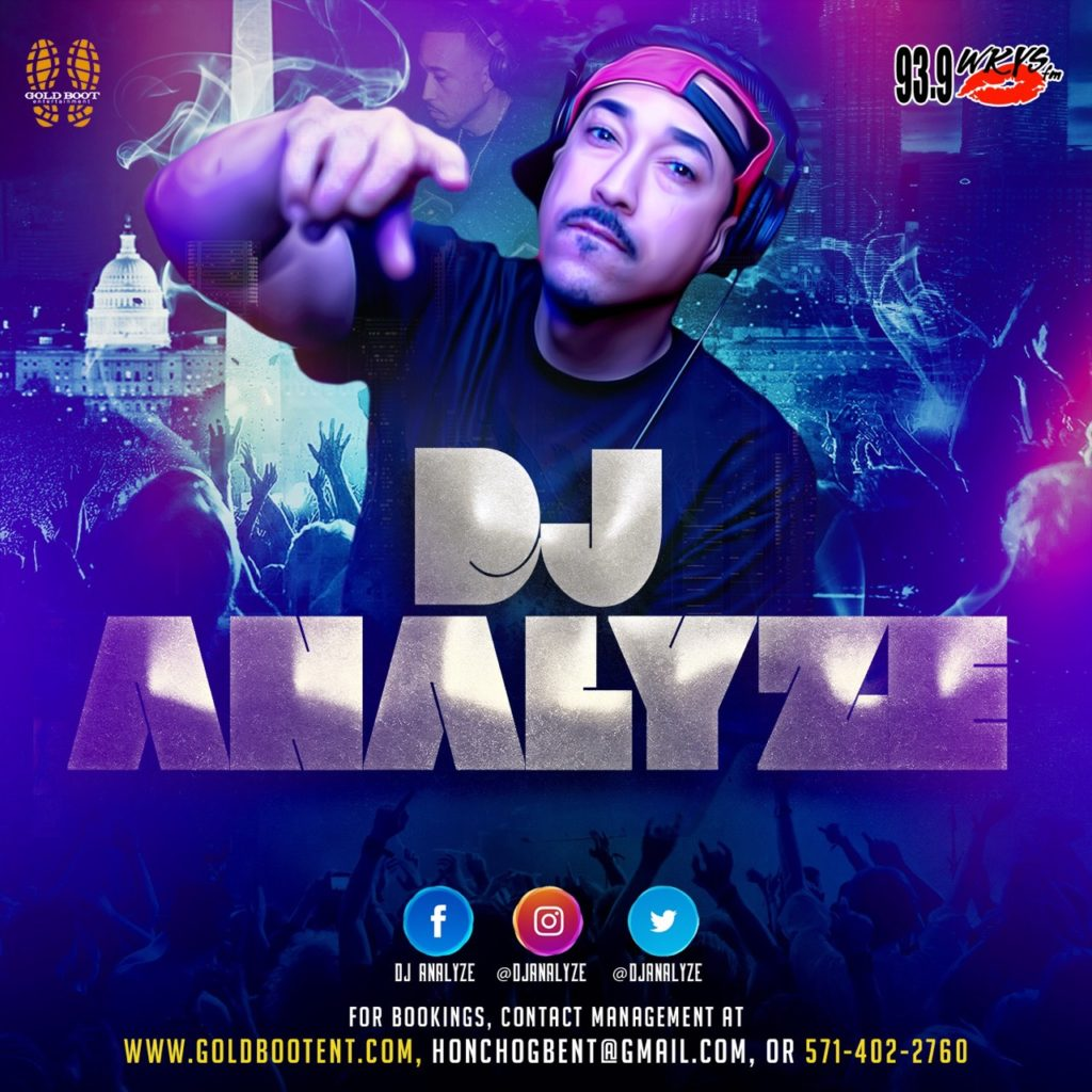 DJ Analyze