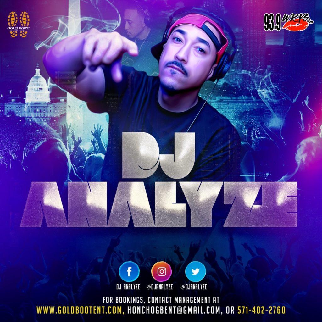 DJ Analyze