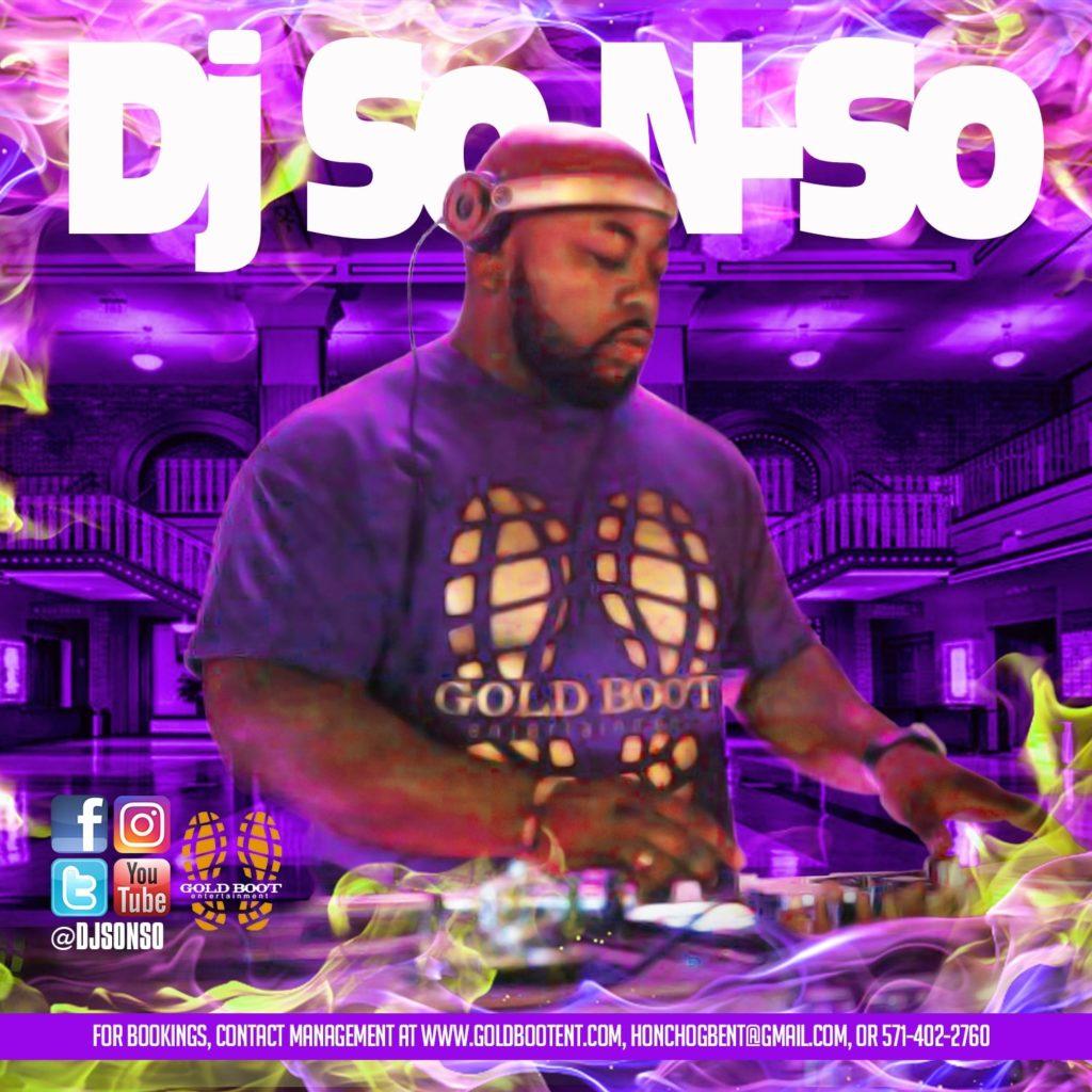 DJ So-N-So